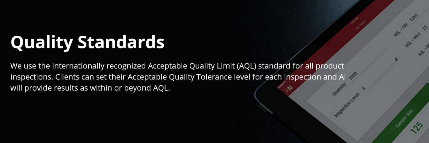 QUANLTIY STANDARD AQL2.5 FPV RACING DIY PARTS