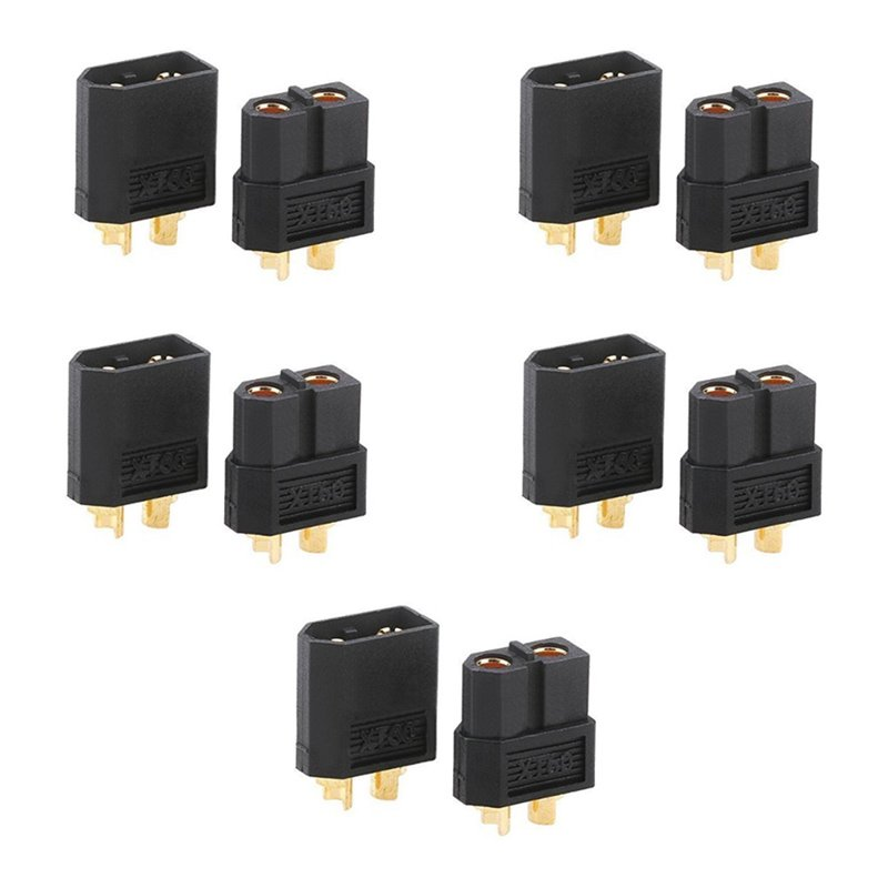 XT60 Battery Power System Connector ODM factory