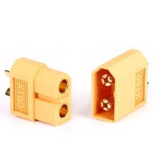 Yellow XT60 Battery Connector ODM OEM Factory